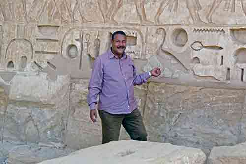 My name is Abdul and I would like to be your private guide in Luxor and Egypt.